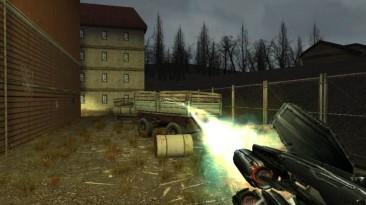 "Half-Life 2 ""Карта - Border Bust"""