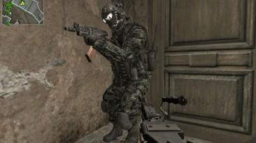 """Call of Duty 4: Modern Warfare """"Cпецназ против Дельты"""""""