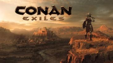 Обзор Conan Exiles - Обновляем сервера, трясём гениталиями и собираем камни