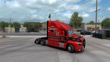 """American Truck Simulator """"Улучшенное освещение"""""""