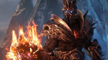 Анонсировано новое дополнение для World of Warcraft - Shadowlands