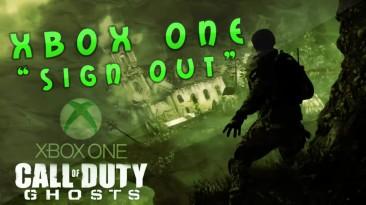 "Call of Duty: Ghosts ""Суперский троллинг владельцев Xbox One своим же ""однополчанином""."""
