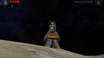 "LEGO Batman 3: Beyond Gotham ""Batman - The Video Game"""