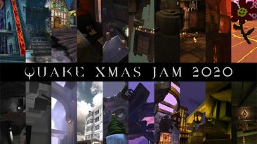 """Quake """"Рождественский пак уровней"""""""