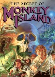 Обложка игры The Secret of Monkey Island