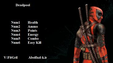 Deadpool: Трейнер/Trainer (+6) [Repack от FitGirl] {Abolfazl.k}
