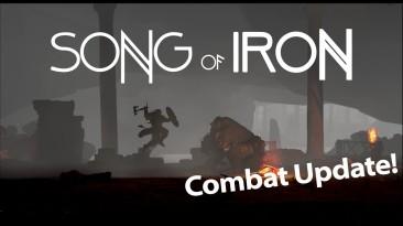Новый геймплей приключенческого экшена про викингов Song of Iron