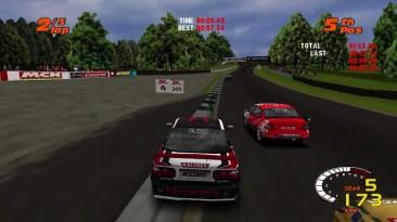 Теперь вы сможете сыграть в TOCA 2: Touring Cars на современных ПК