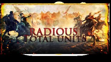 "Total War: Attila ""Radious Unit Mod - Vanilla"""