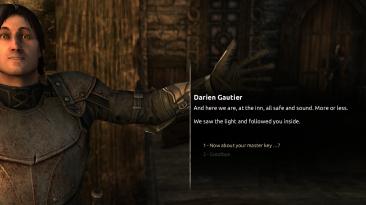 """Elder Scrolls Online """"Новый вид диалогов"""""""