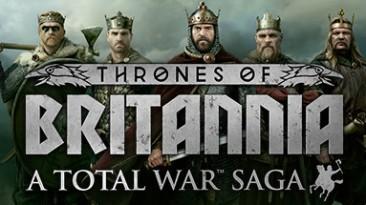 Total War Saga: Thrones of Britannia: Трейнер/Trainer (+12) [1.3.0] {MrAntiFun}