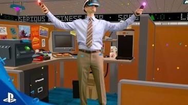 Ваш лучший рабочий день ждет вас в игре Job Simulator для PlayStation VR