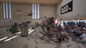 Endless Flow - спасите супермаркет от разграбления