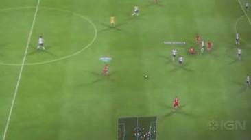 "PES 12 ""Гол Bayern Munchen"""