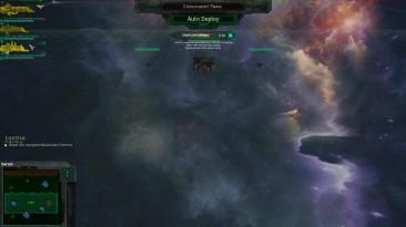 """Battlefleet Gothic Armada """"прохождение на русском Чернокаменная Крепость глава 04 обзор Ч3"""""""