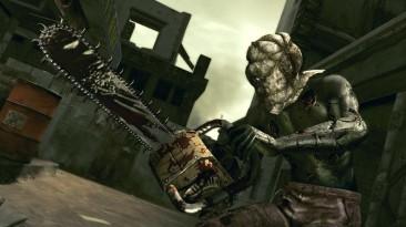 Сплит-скрин вернулся в Resident Evil 5