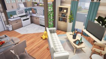 "The Sims 4 ""Квартира - Stonestreet Apt 4"""