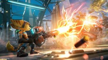Разработчики Ratchet и Clank: Rift Apart рассказали о четырёх видах оружия в игре