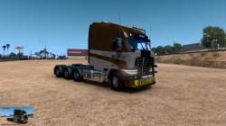 "American Truck Simulator ""Fabio Contier's Galvatron TF4 v2.0 (BSA Revision) v1.39"