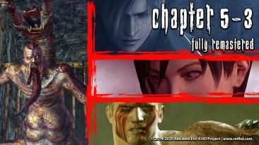 Демонстрация уровня 5-3 из модификации Resident Evil 4 HD Project