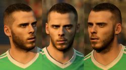 """FIFA 18 """"David de Gea new face"""""""