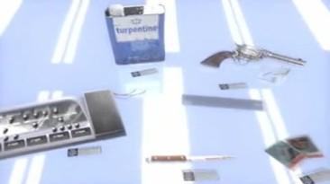 "CSI: Hard Evidence ""Shootout Trailer"""