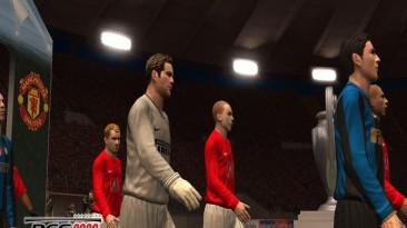 Pro Evolution Soccer 2009. Огнем и мячом