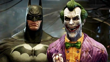 Слух: Batman: Return to Arkham выйдет в ноябре 2016 года