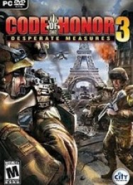 Обложка игры Code of Honor 3: Desperate Measures