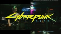 Cyberpunk 2077: The Gig Trailer VS Gameplay Comparison (RTX Вкл/Выкл)