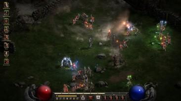 """Diablo 2: Resurrected """"Мод на дроп"""""""