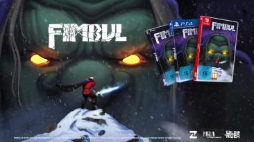 Новый геймплейный трейлер Fimbul