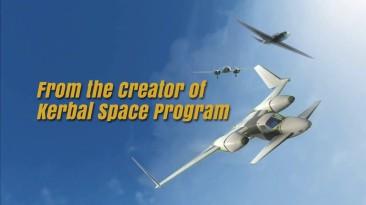 Создатель Kerbal Space Program анонсировал симулятор авиаконструктора