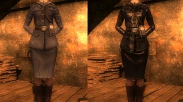 "Velvet Assassin ""Кожаная униформа СС"""