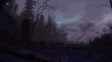 Геймплейный трейлер хоррора The Cursed Forest