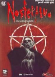 Обложка игры Nosferatu: The Wrath of Malachi