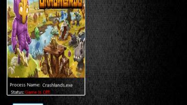 Crashlands: Трейнер/Trainer (+1:Бессмертие / Immortality) [1.2.18] {MrAntiFun}