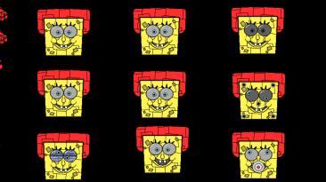 "The Binding of Isaac ""Spongebob Squarepants and Patrick Stripper Leg"""