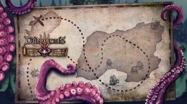 Вышло дополнение Evil of the Caribbean для Dungeons 3