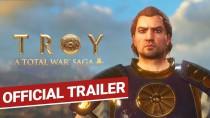 Вышел новый сюжетный трейлер Total War: TROY