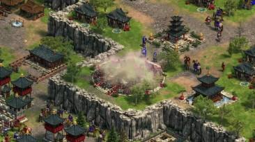 Геймплейный трейлер Age of Empires Definitive Edition - Gamescom 2017