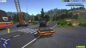 Работа на новой технике, стройка - Demolish & Build Company 2017