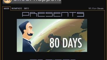 80 Days: Трейнер/Trainer (+2) [1.11s: Steam] {elDDS}