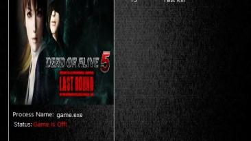 Dead Or Alive 5 - Last Round: Трейнер/Trainer (+2) [1.02] {MrAntiFun}