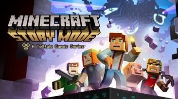 "Minecraft: Story Mode ""[Episode 1] - Перевод от Quckly Team"""
