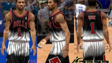 """NBA 2K14 """"Chicago Bulls MEGA Jersey Pack"""""""