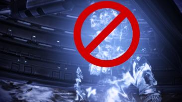 "Mass Effect Legendary Edition ""Удаление ИИ - Катализатора"""