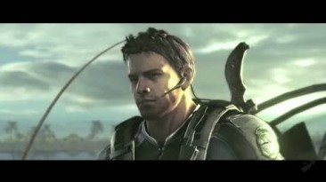 """Resident Evil 5 """"TGS 10: PlayStation Move Trailer"""""""