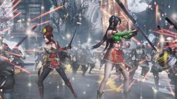 Хотите увидеть в Warriors Orochi 4 физику женской груди? Играйте при 30к/c!