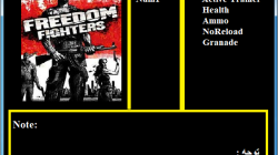 Freedom Fighters: Трейнер/Trainer (+4) [1.0/GOG] {Abolfazl.k}